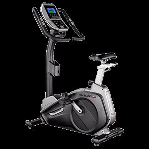Bicicleta Vertical GEM LCD Novarti C220