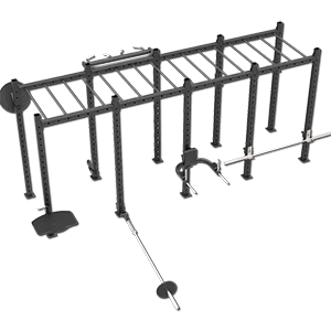 estructura funcional fitness modular